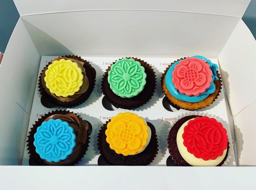 Kisses Cupcakes (世貿中心)-4-婚禮當日