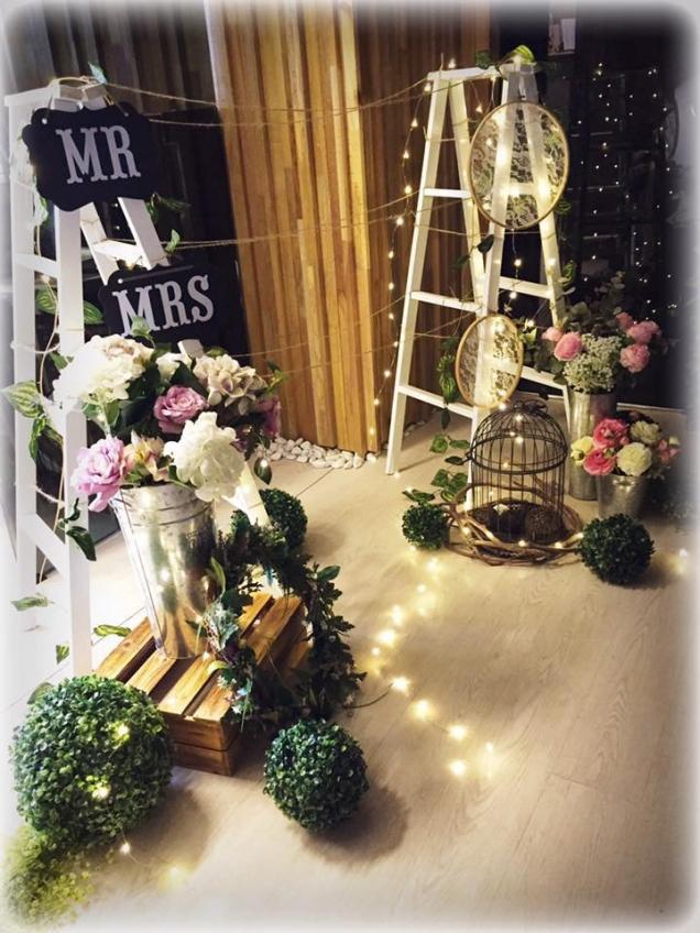 Ti Amo Flower-3-婚禮當日