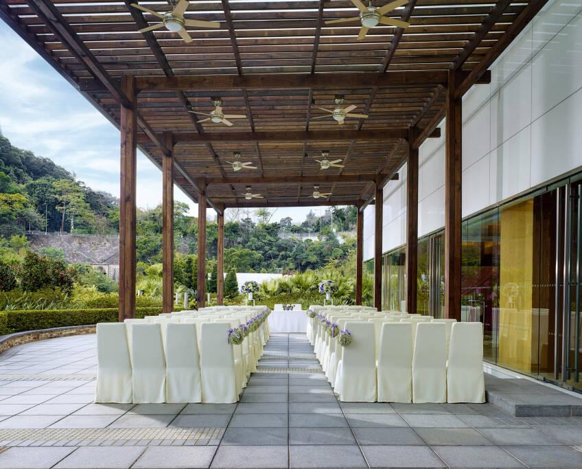 香港沙田凱悅酒店 Hyatt Regency Hong Kong, Sha Tin-1-婚宴場地