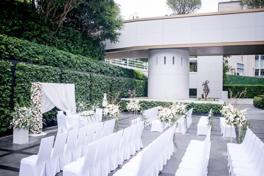 香港美利酒店 The Murray, Hong Kong, a Niccolo Hotel-1-婚宴場地