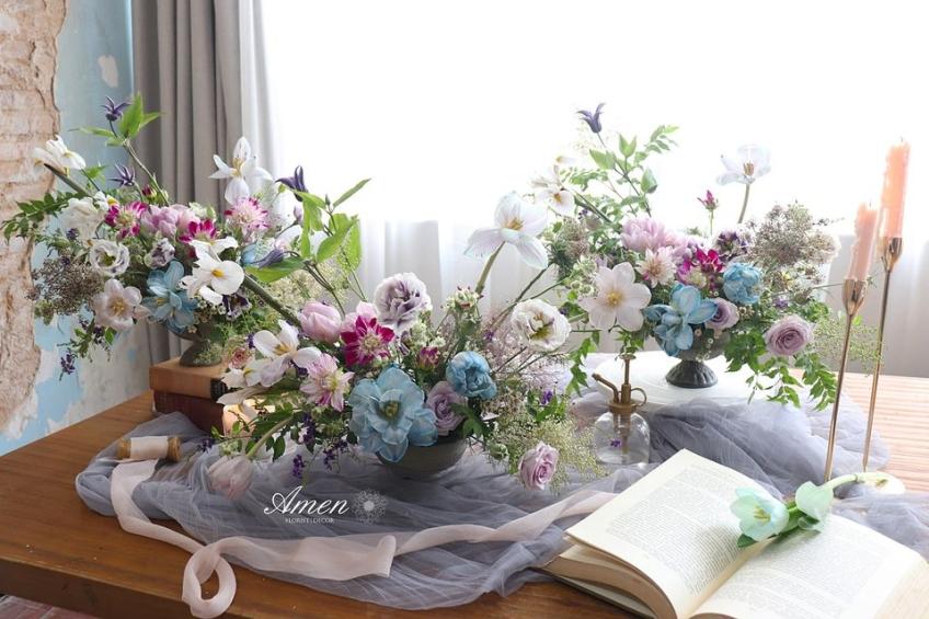 Amen Florist & Decor-0-婚禮當日