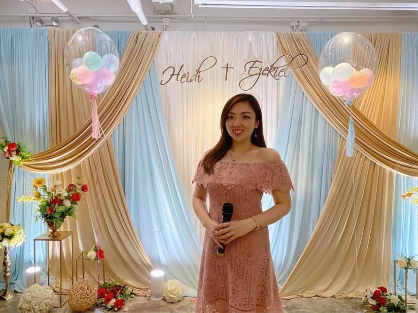 MC Jessie TSO - Wedding Planner & MC-2-婚禮當日