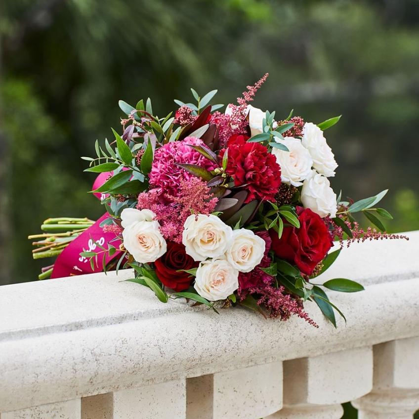 agnès b. Fleuriste (又一城)-2-婚禮當日