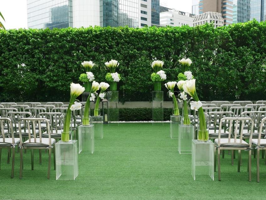 Gary Kwok Flowers l Design-4-婚禮當日