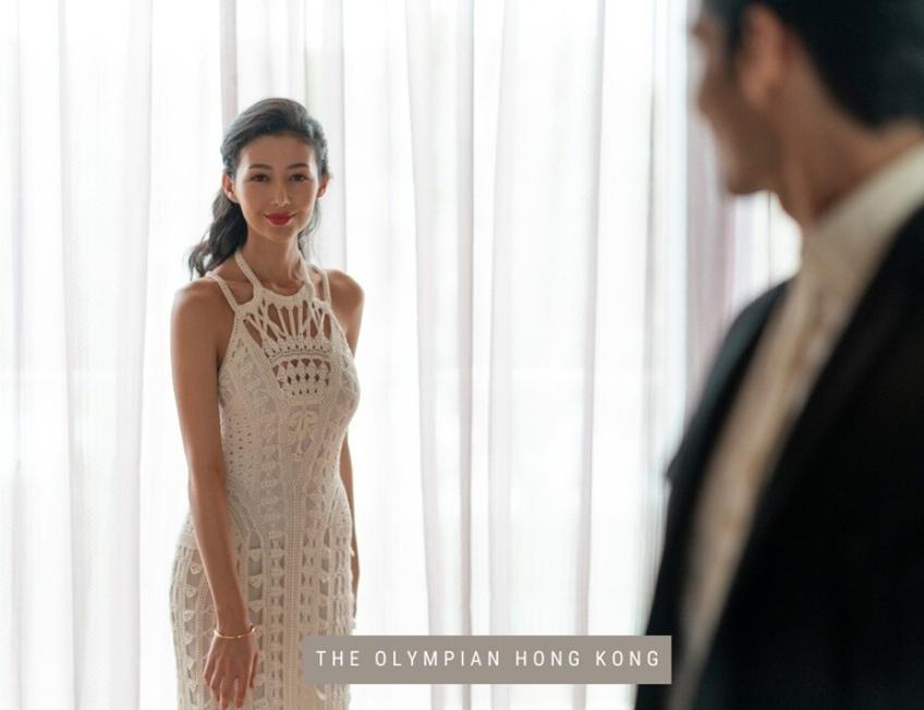 香港遨凱酒店 The Olympian Hong Kong-1-婚禮當日