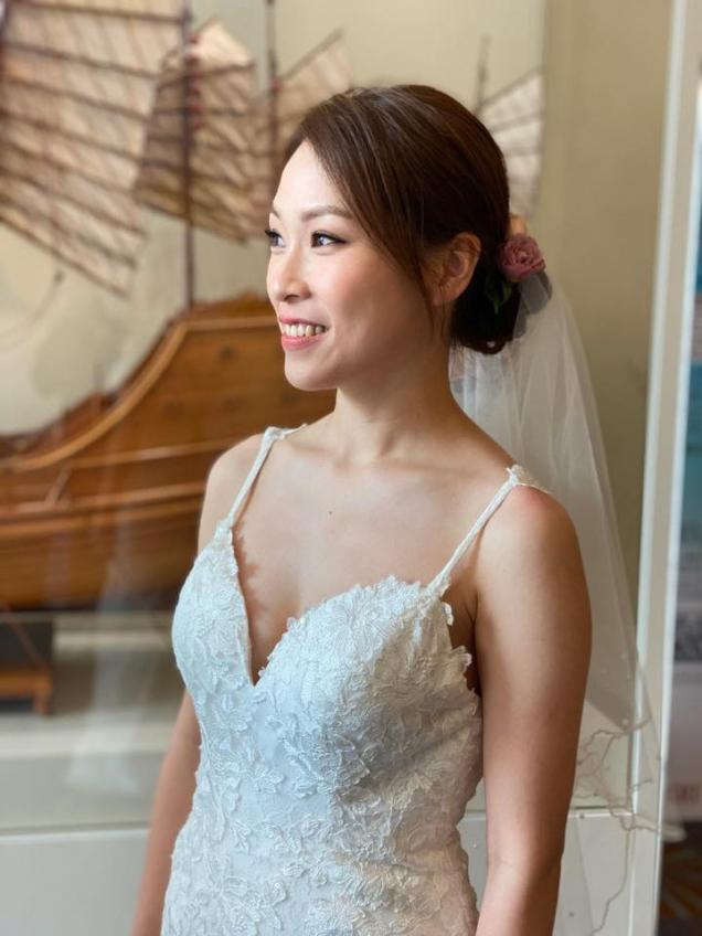Callalie Bridal-0-婚紗禮服