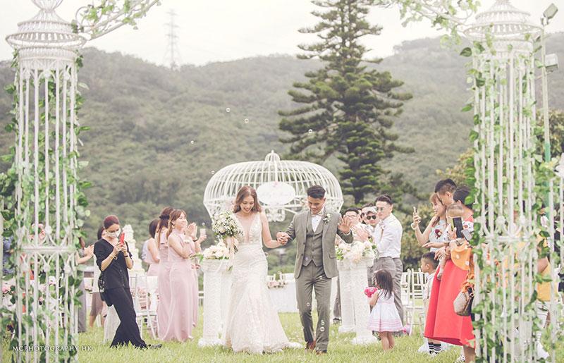 香港鄉村俱樂部 The Hong Kong Country Club-1-婚宴場地
