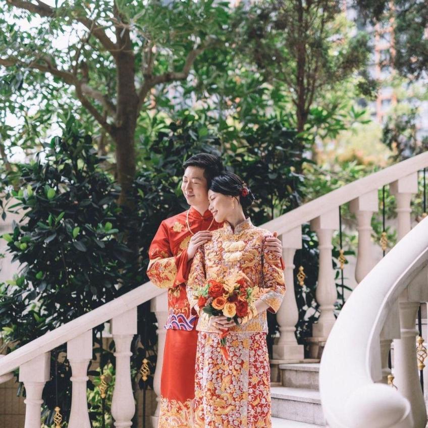 Wcube Bridal Studio-2-婚紗禮服