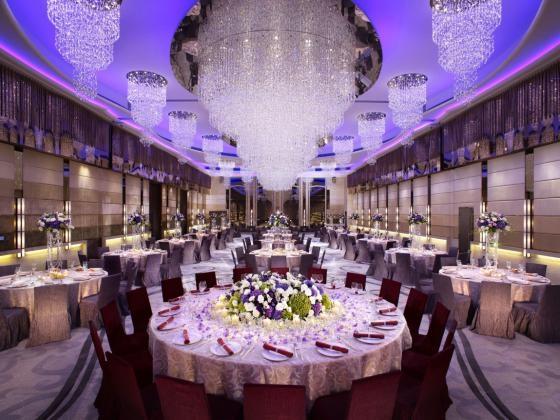 港島海逸君綽酒店 Harbour Grand Hong Kong-2-婚宴場地