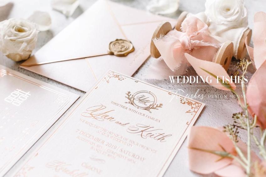 Wedding Fishes 喜帖 婚禮佈置-4-婚禮服務