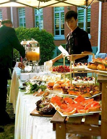 Wedding Catering - Te Momento 慕茶-1-婚禮當日