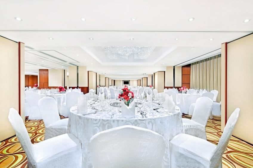 8度海逸酒店 Harbour Plaza 8 Degrees-3-婚宴場地