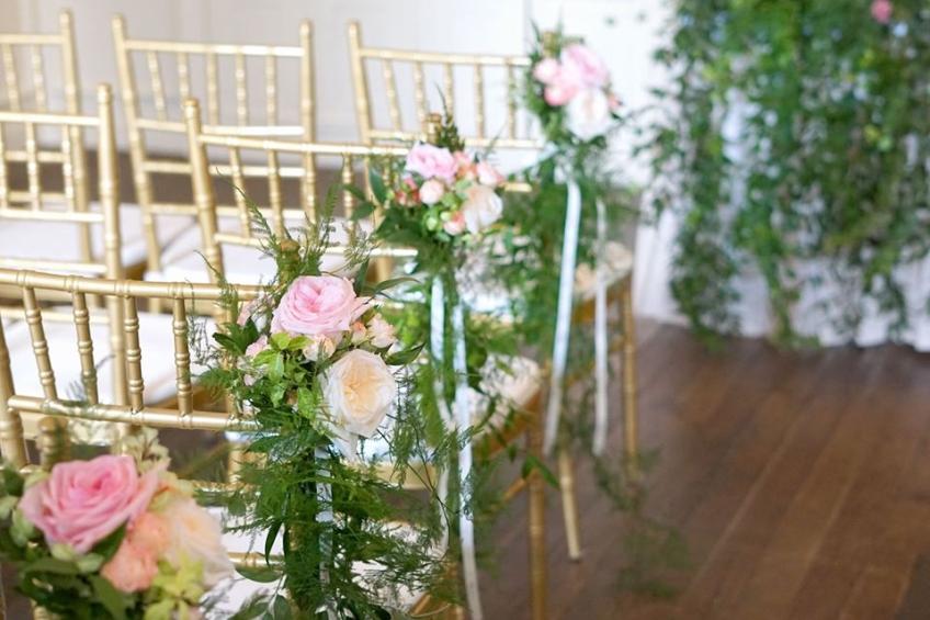 agnès b. Fleuriste (太古城中心)-3-婚禮當日
