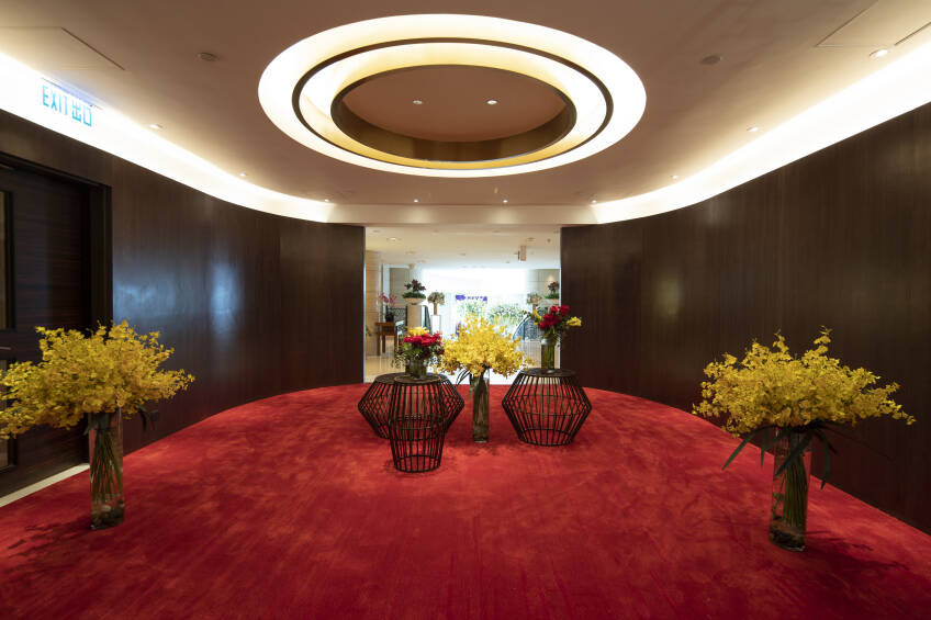 景逸軒 (都會海逸酒店) King Yat Hin (Harbour Plaza Metropolis)-3-婚宴場地