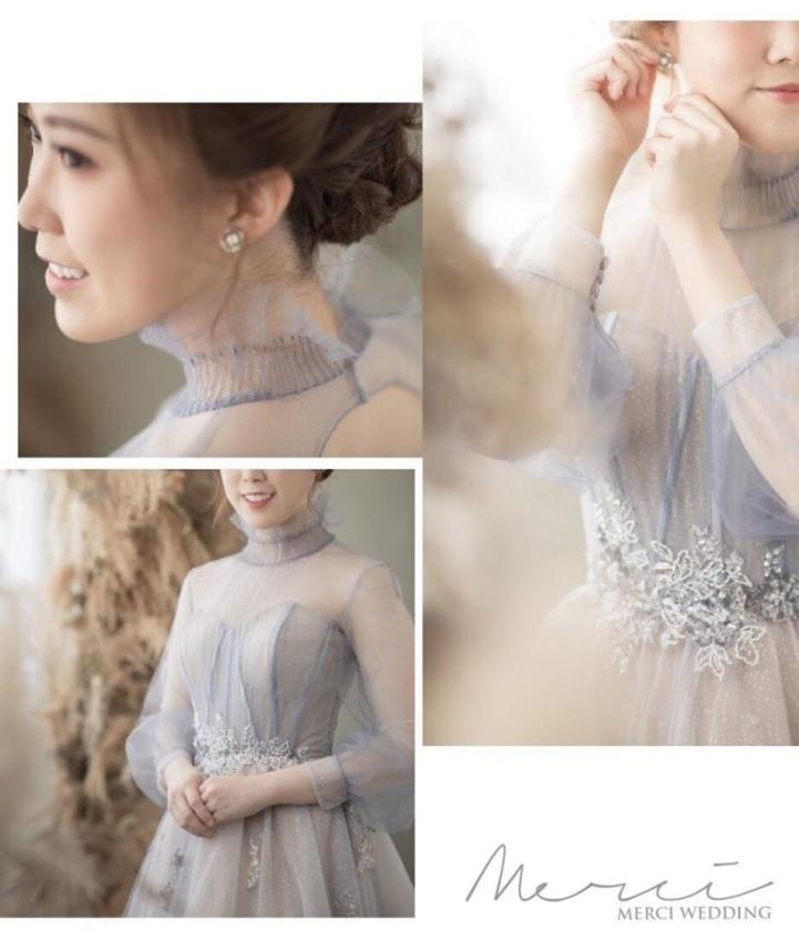 Merci Wedding-2-婚紗禮服