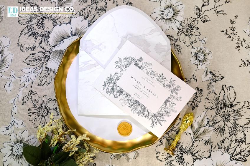 Ideas Design Co. 婚禮及喜帖設計專家-3-婚禮服務
