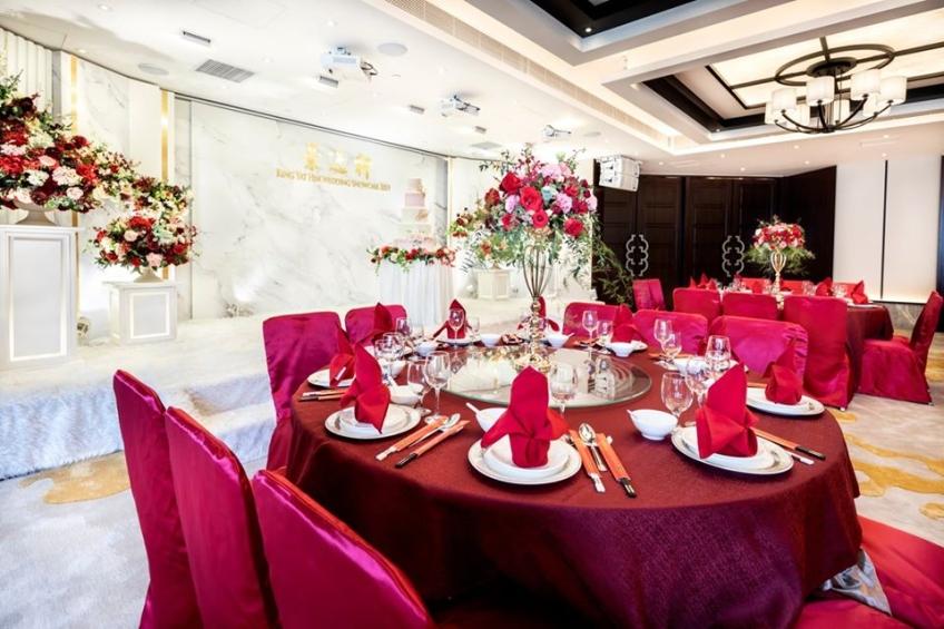 景逸軒 (都會海逸酒店) King Yat Hin (Harbour Plaza Metropolis)-4-婚宴場地