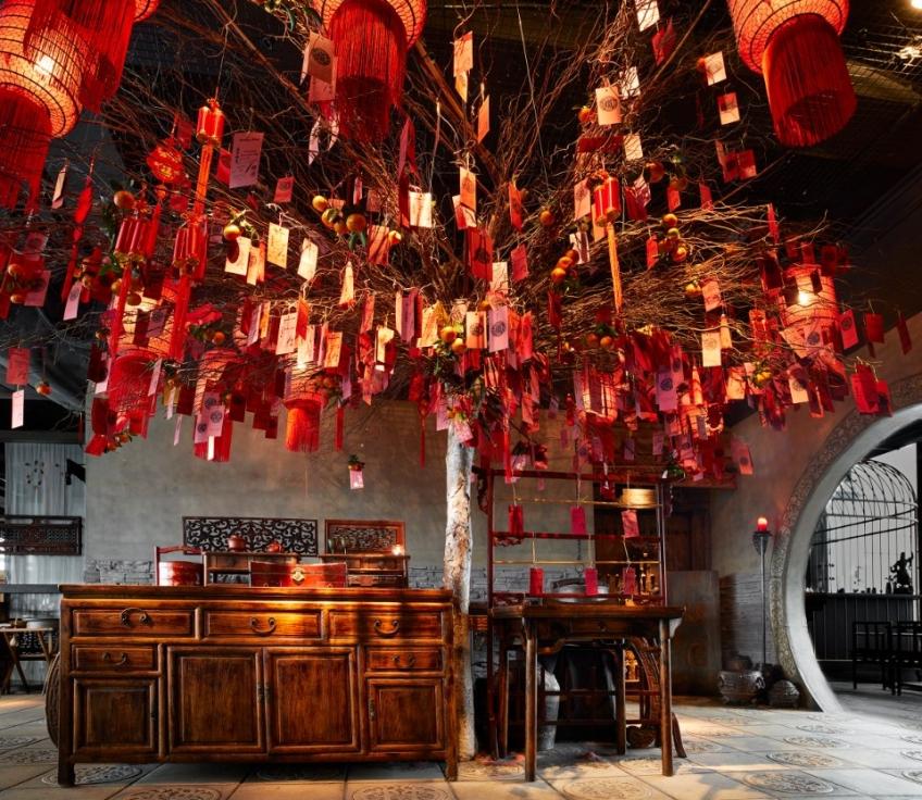 胡同 Hutong-1-婚宴場地