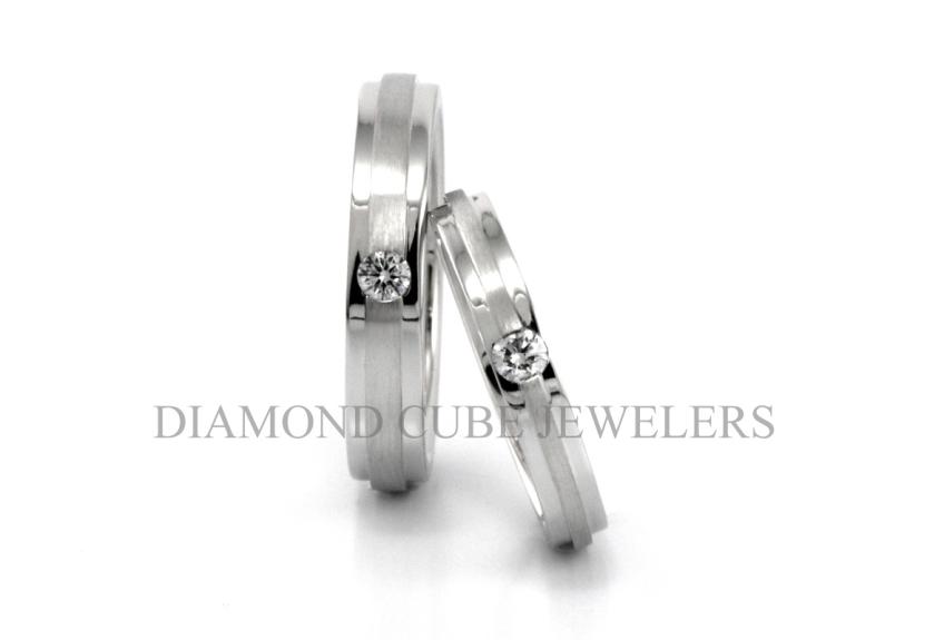 DIAMOND CUBE-4-婚戒首飾