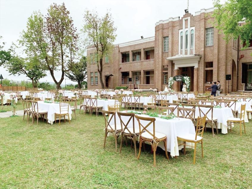 三育書院 Hong Kong Adventist College 6 婚禮服務