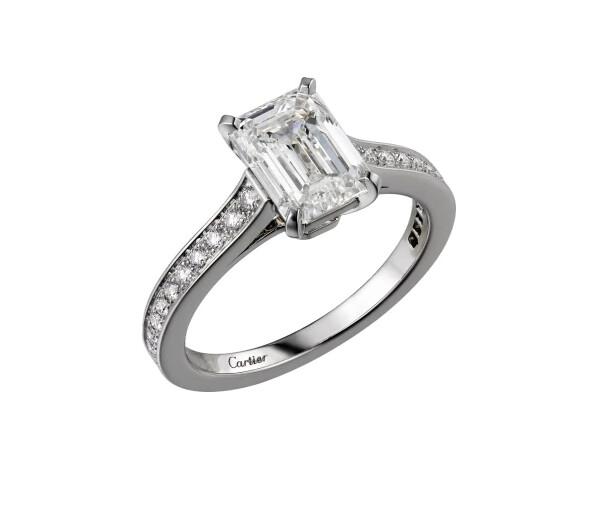 Cartier-4-婚戒首飾