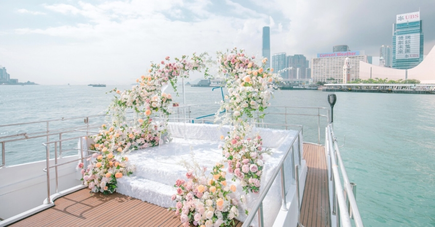 OCEANGOGO LOVE 海上婚禮策劃 4 婚紗攝影