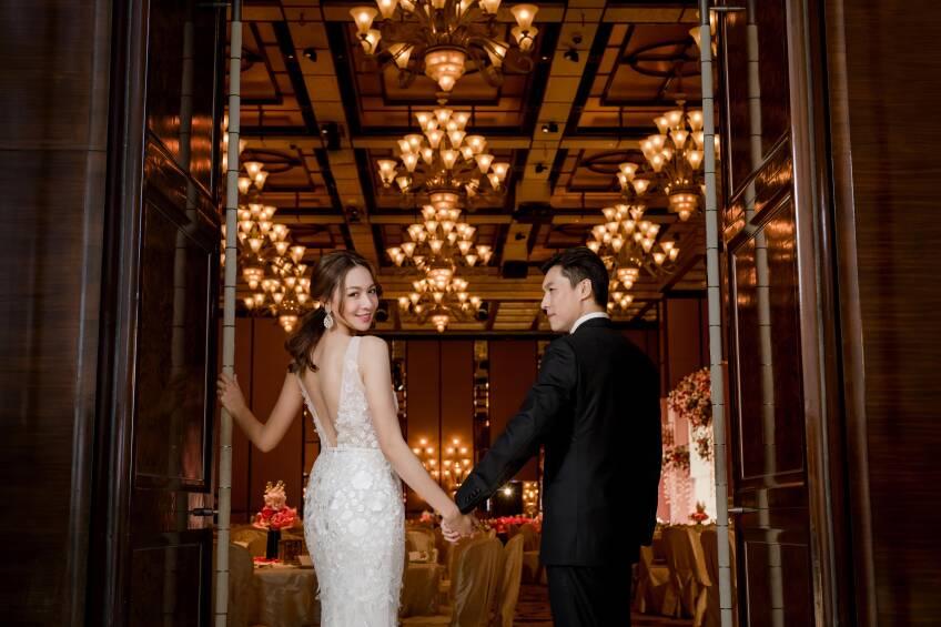 香港四季酒店 Four Seasons Hotel Hong Kong-1-婚宴場地