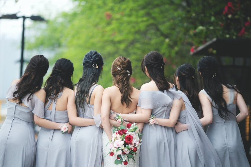 虢樑 Stein Image-2-婚禮當日