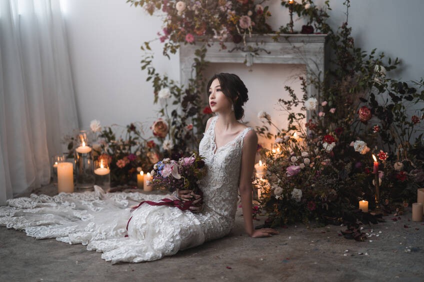 Secret White Bridal-0-婚紗禮服