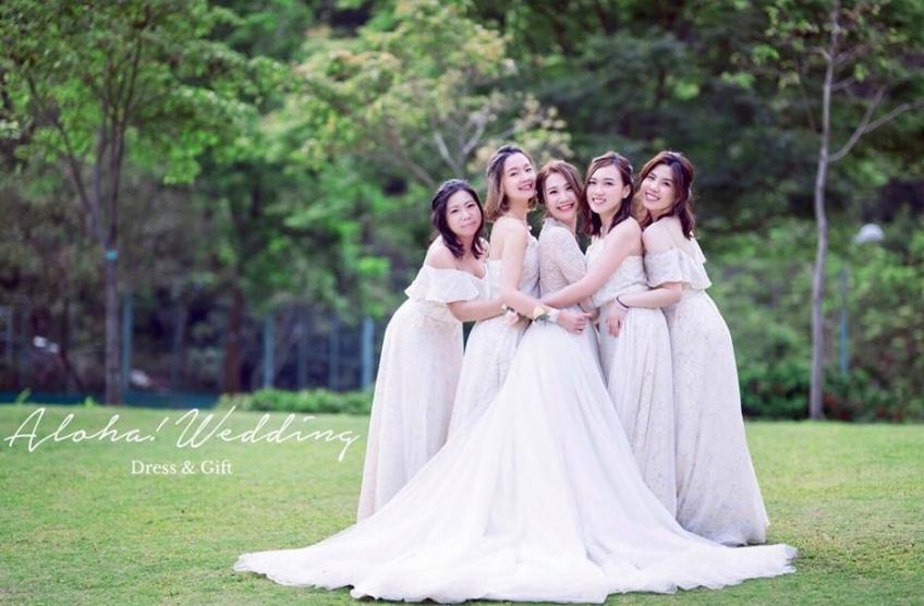 Aloha Wedding Dress & Gift-0-婚紗禮服