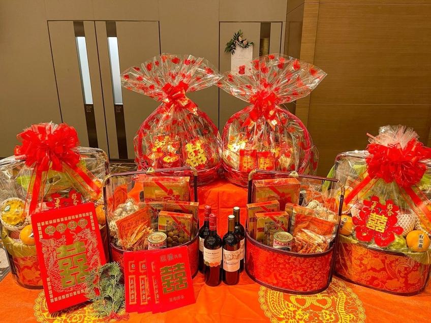 洲 蔘茸海味專門店 Chau Premium Company-0-婚禮服務