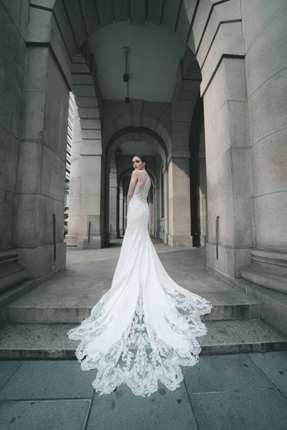 Secret White Bridal-2