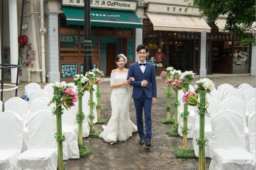 香港海洋公園 Hong Kong Ocean Park-1-婚宴場地