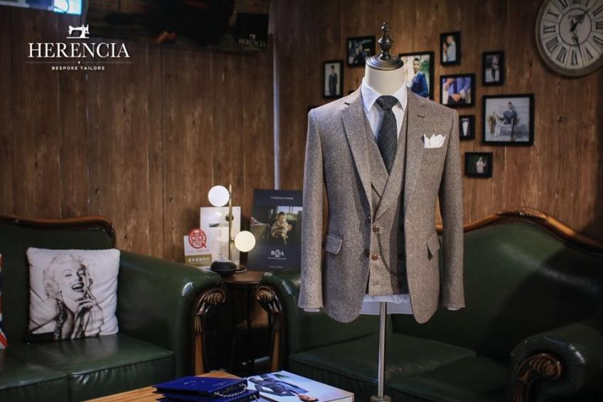 Herencia Bespoke Tailors-4-婚紗禮服
