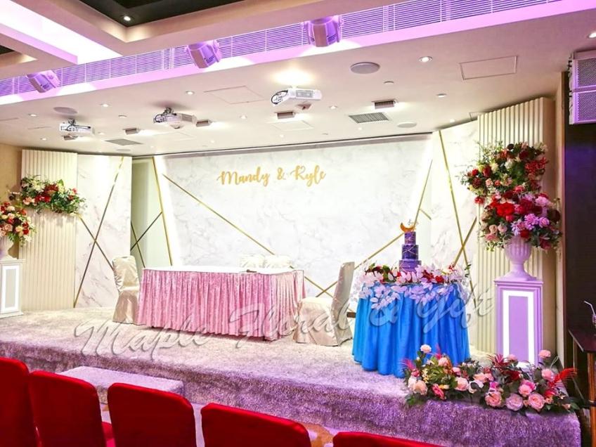 Maple Floral & Gift 妍楓-1-婚禮當日