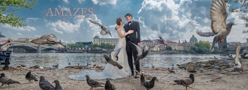 Amazes Wedding - 晚裝婚紗。攝影-0-婚紗禮服