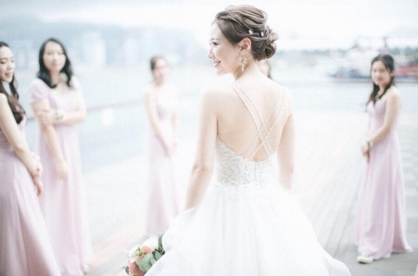 Fairy Bridal-0-婚紗禮服