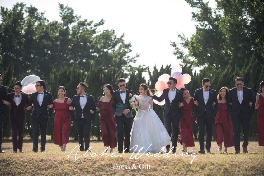 Aloha Wedding Dress & Gift-2-婚紗禮服