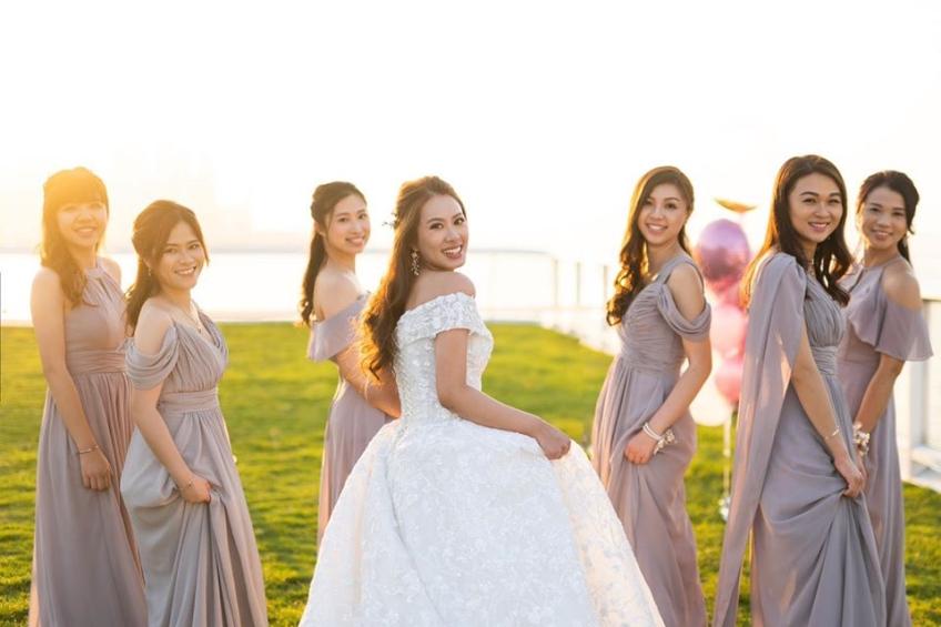 JC House Wedding 婚紗晚裝姊妹裙媽媽衫專門店-1-婚紗禮服