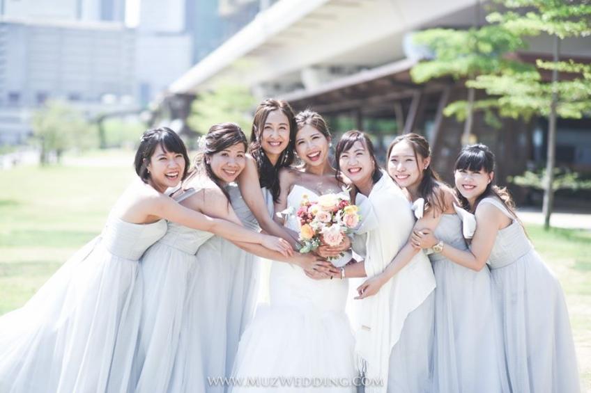 Muz Wedding-0-婚紗禮服