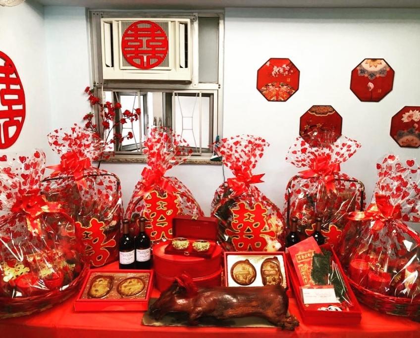 洲 蔘茸海味專門店 Chau Premium Company-2-婚禮服務