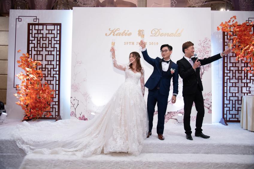 香港司儀演藝協會有限公司 Hong Kong M.C. Association Limited-3-婚禮服務
