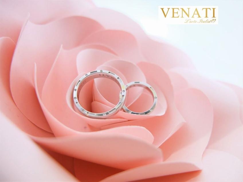 VENATI L'arte Italia-0-婚戒首飾