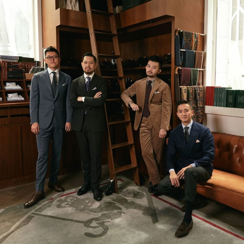 The Armoury Hong Kong-2-婚紗禮服