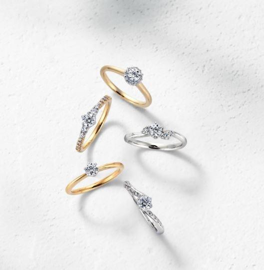 GINZA DIAMOND SHIRAISHI (尖沙咀 SOGO) 銀座白石-1-婚戒首飾