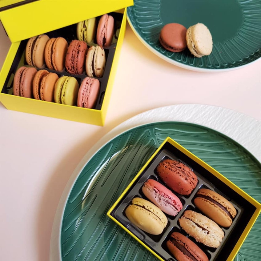 La Maison du Chocolat-3-婚禮當日