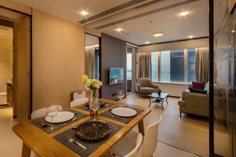 CM+ 壹棠酒店及服務式公寓-3-婚禮當日