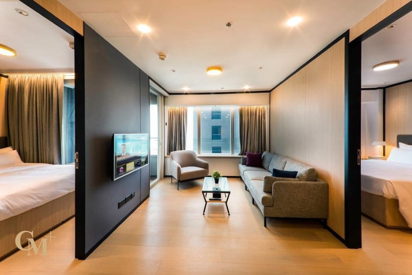 CM+ 壹棠酒店及服務式公寓-1-婚禮當日