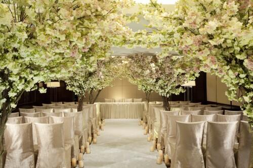 香港天際萬豪酒店 SkyCity Marriott Hong Kong-2-婚宴場地