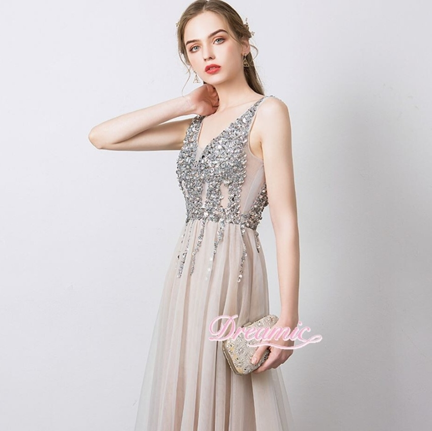 Dreamic-專營晚裝宴會禮服裙-0-婚紗禮服